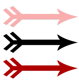 arrow clipart simple arrows icon button clipartmag objects