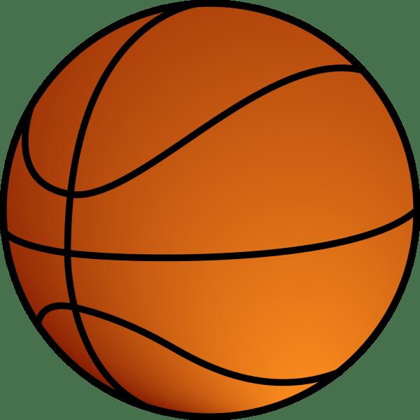 Transparent Basketball Ball Logos