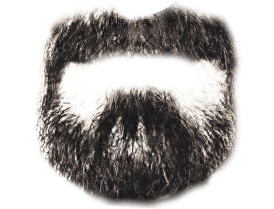 beard and moustache png images free