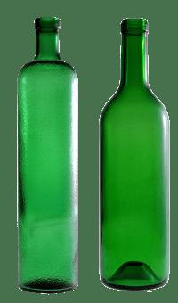 Empty Glass Bottle Clipart   www.pixshark.com - Images ...