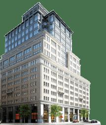 Transparent City Buildings