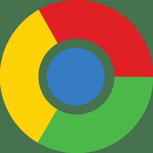 Chrome Logo Free
