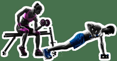 fitness personal program entrenamiento semipresencial sa