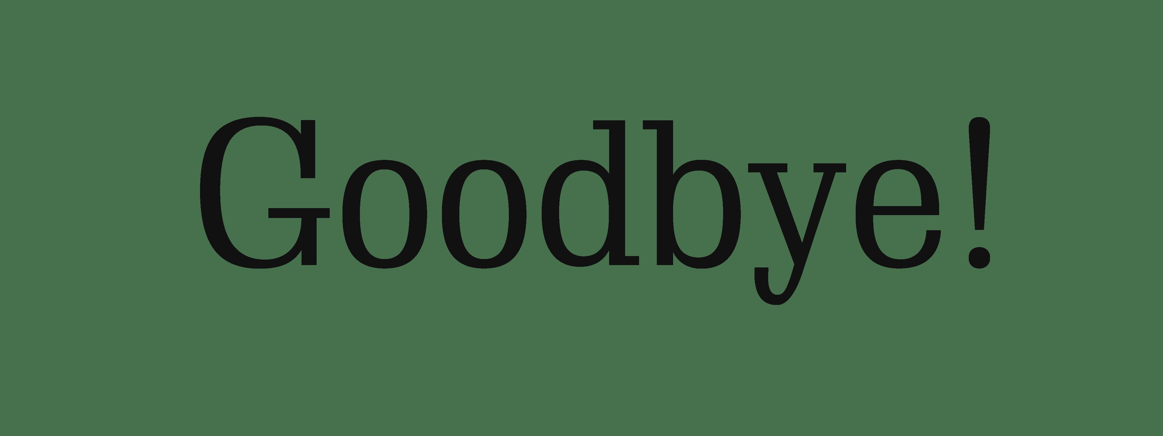 Goodbye Images. printable farewell card printable goodbye