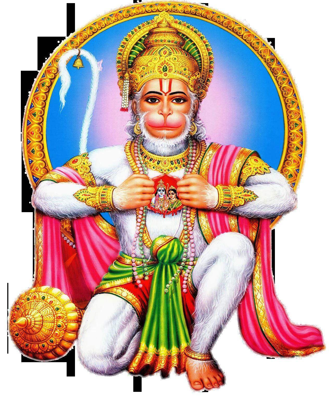 Hanuman Png Images Free Download