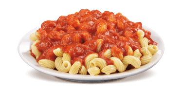 Image result for pasta with sauce