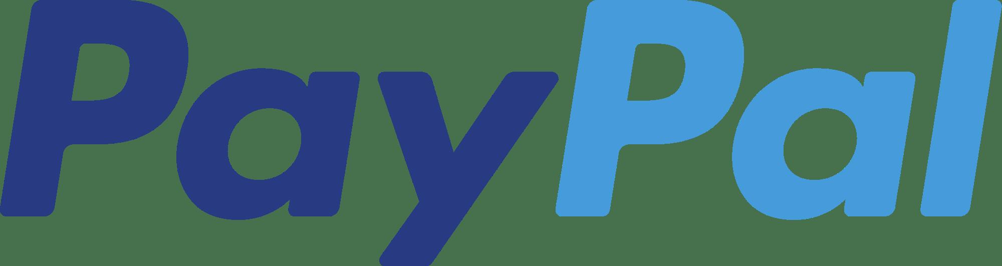 PayPal logo PNG images free download