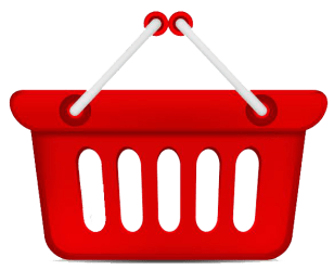 Groceries Grocery Cart Png 2
