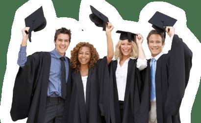 student graduate graduation transparent background university clipart graduates dress college phd pngkey pngimg gift