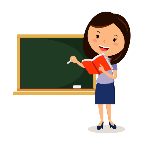 Teacher Clipart Free