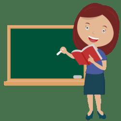 profesora teacher pngimg clipground help