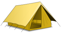 Tent PNG images free download