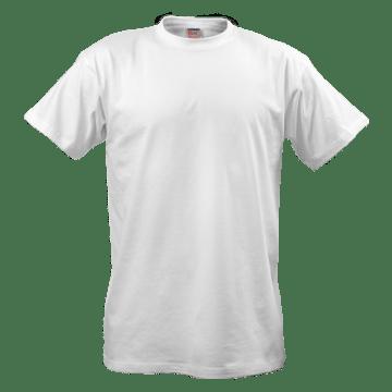 Download White T-shirt PNG image