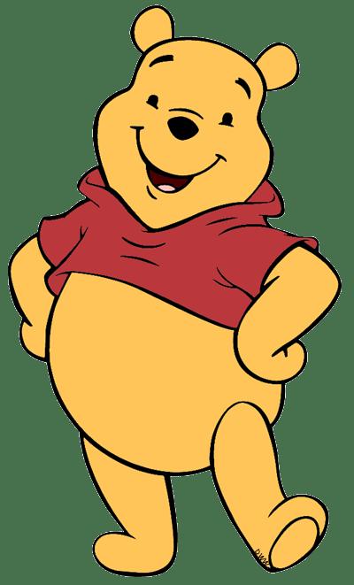 Winnie Pooh Png Images Free Download