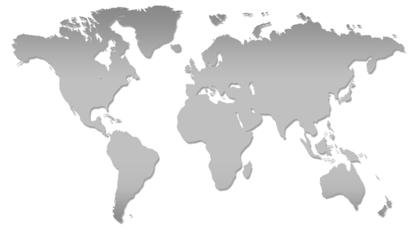 World map PNG images free download