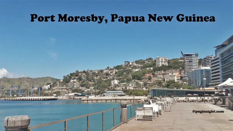Papua New Guinea Trips and information