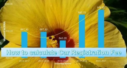 MVIL PNG Car Insurance premium trend