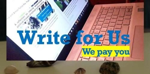 write for us earn money online