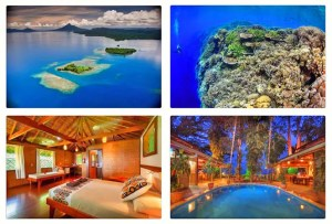 Holiday in Kimbe Walindi Plantation Resort