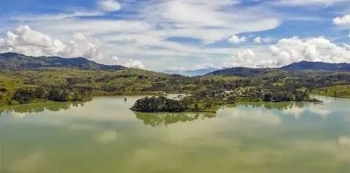 Yonki Dam, Papua New Guinea