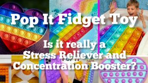 Read more about the article Pop It Fidget Toy: Should it be allowed in school