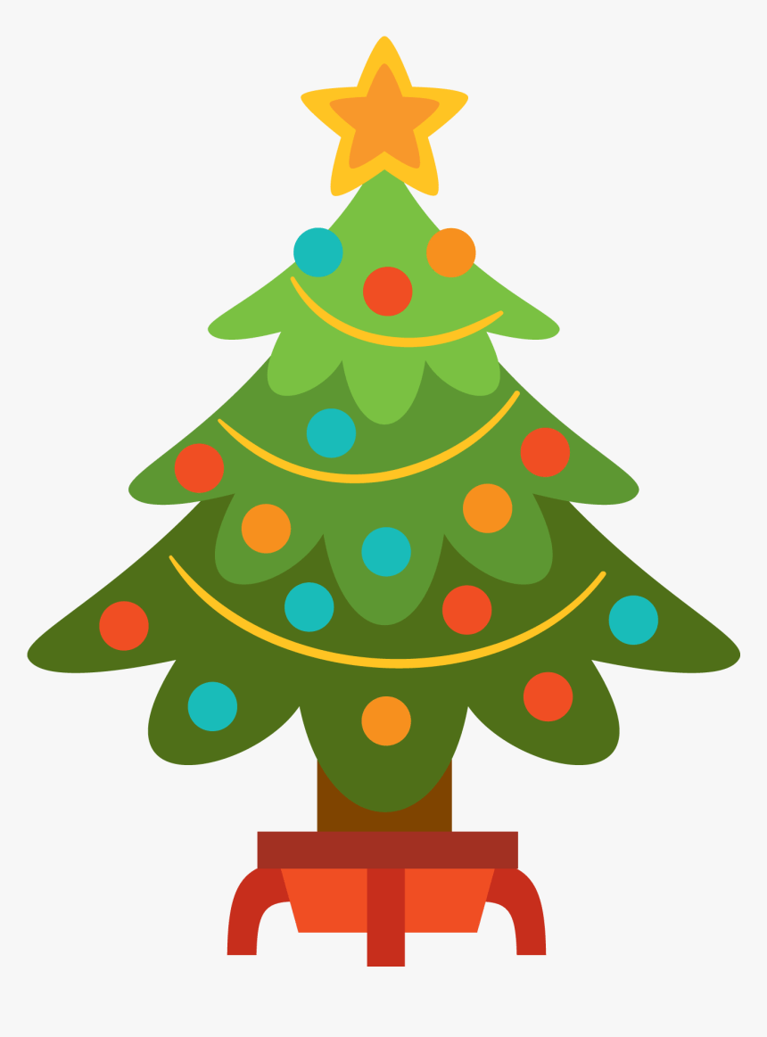 Christmas Tree Clipart Free : christmas, clipart, Christmas, Clipart, Images, Simple, Clipart,, Download, Transparent, Image, PNGitem