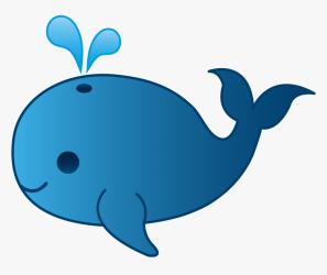 Cartoon Whale Png Blue Whale Clip Art Transparent Png Transparent Png Image PNGitem