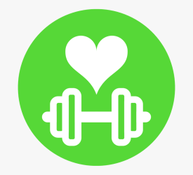 Health Fitness Icon Maps Me Icon HD Png Download Transparent Png Image PNGitem