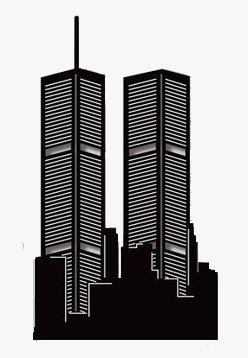 Twin Tower Png : tower, Towers, Transparent, Image, PNGitem