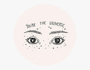 aesthetic space quotes drawings stars quote drawing eye easy simple transparent pngitem
