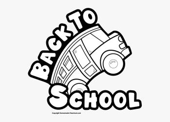 Clip Art Welcome Back To School Clipart Black And White Welcome Back To School Clipart Black And White HD Png Download Transparent Png Image PNGitem