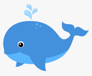 Clipart Family Whale Cute Blue Whale Clipart HD Png Download Transparent Png Image PNGitem