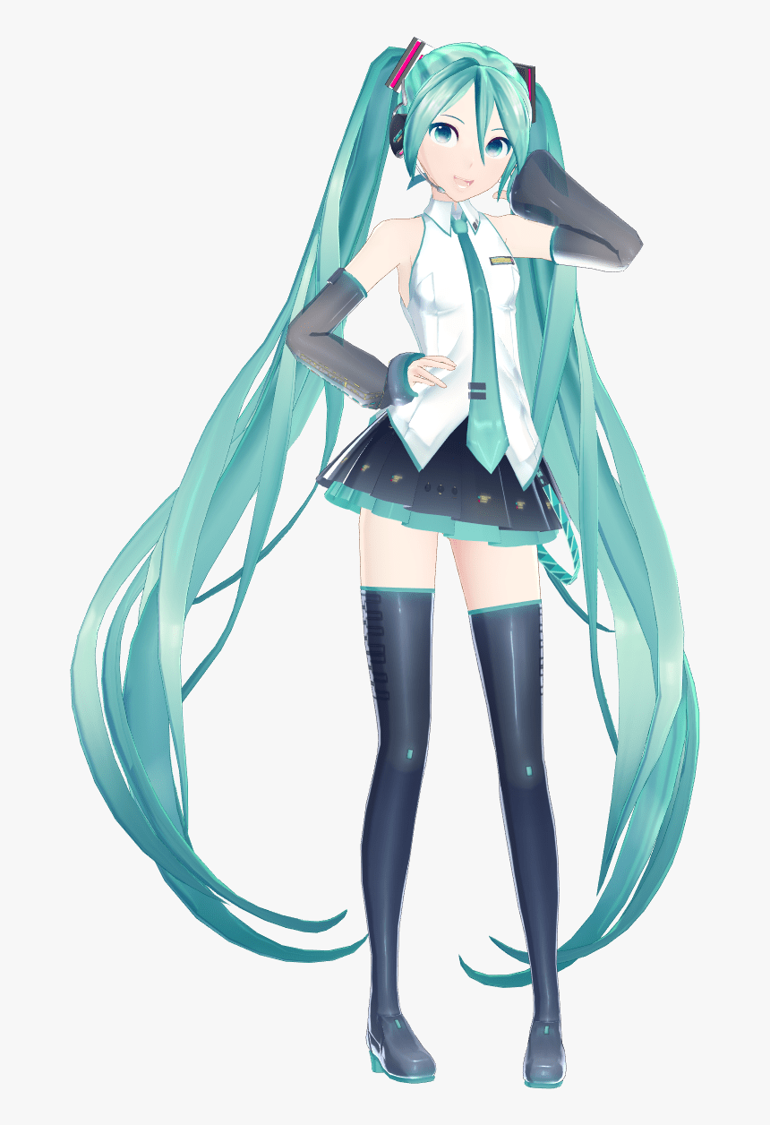 Hatsune miku - PNG Images for Download with transparency
