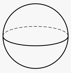 Transparent Beach Ball Clipart Black And White Sphere Clipart Black And White HD Png Download Transparent Png Image PNGitem