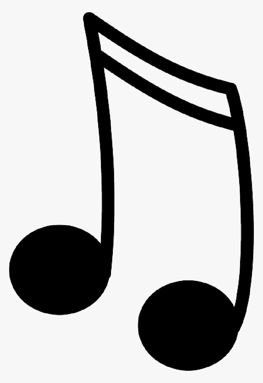 Music Png Icon : music, Black, Music, Images, Notes, Clipart,, Download, Transparent, Image, PNGitem