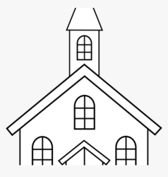 Graphic Free Stock Black And White Church Clipart Free Christmas Church Clip Art Black And White HD Png Download Transparent Png Image PNGitem