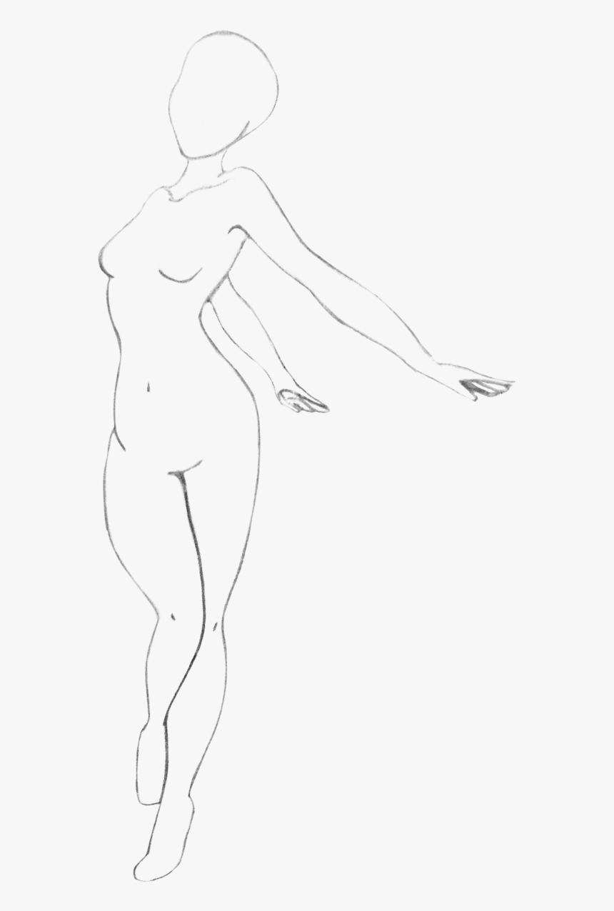 Full Body Poses Drawing : poses, drawing, Drawing, Mannequin, Female, Poses,, Download, Transparent, Image, PNGitem