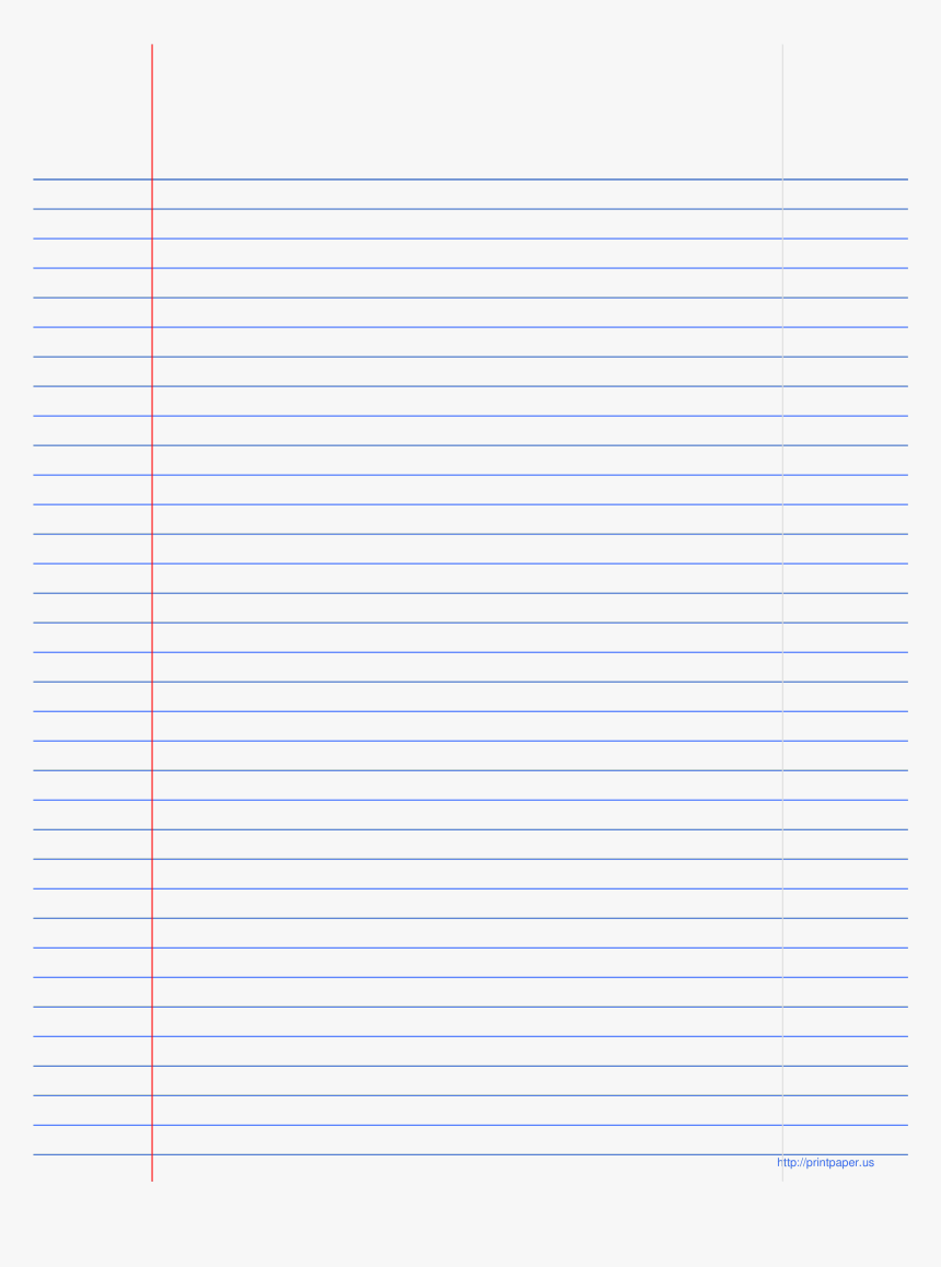 Collection of PNG Lined Paper. | PlusPNG