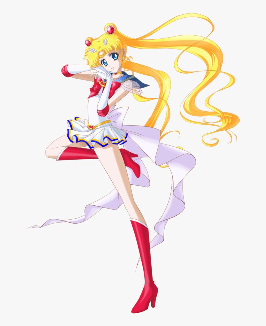 Sailor Moon Png Transparent : sailor, transparent, Sailor, Crystal, Transparent, Image, PNGitem
