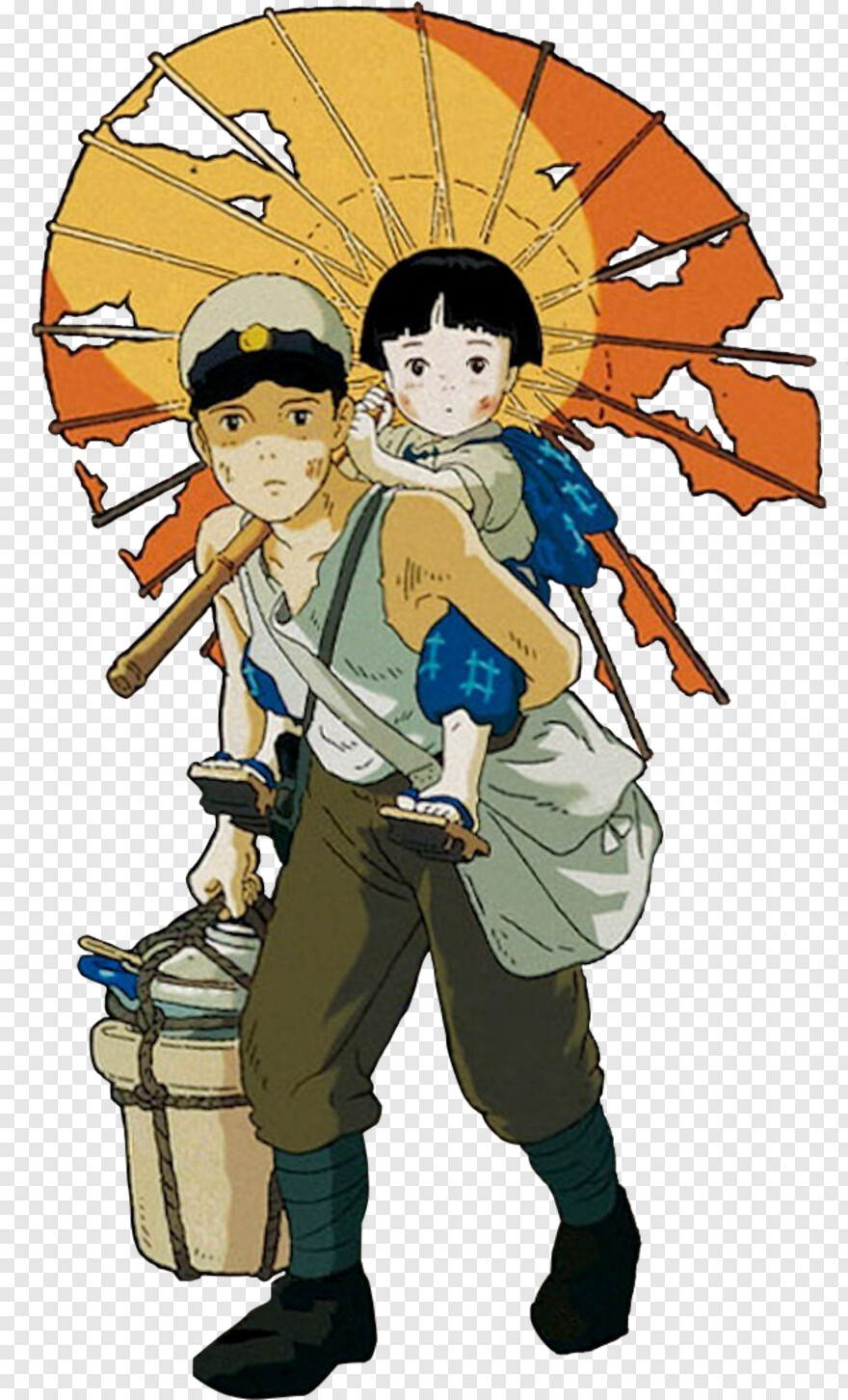 Grave Of The Fireflies Download : grave, fireflies, download, Studio, Ghibli, Grave, Fireflies, Download, 629x1038, (#9990875), Image, PngJoy