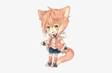 Rerolune By Maria Elena Lopez Manga Anime Boy Chibi Free Transparent PNG Download PNGkey
