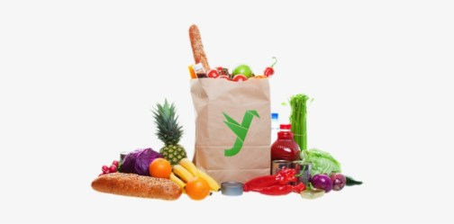 Get Any Groceries You Want In Your City Delivered To Grocery Delivery Png Free Transparent PNG Download PNGkey