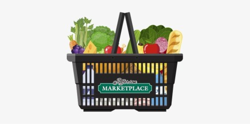 Grocery Basket Icon Grocery Items Basket Png Free Transparent PNG Download PNGkey