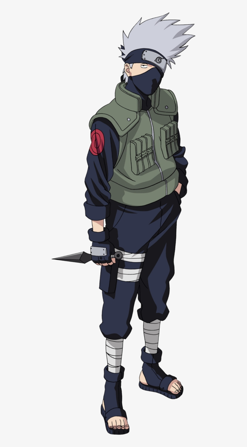 Kakashi Anbu Full Body : kakashi, Kakashi, Hatake, Possessed, Sharingan, Naruto, Characters, Transparent, Download, PNGkey