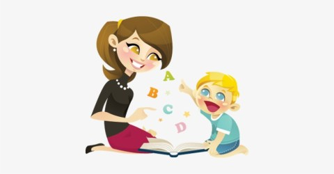 The Picture Book Teacher s Edition Teacher And Student Cartoon Png Free Transparent PNG Download PNGkey