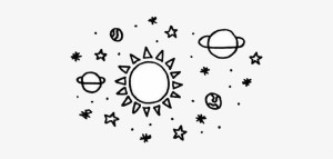 drawings simple planet planets drawing moon stars transparents transparent paintingvalley pngkey nicepng