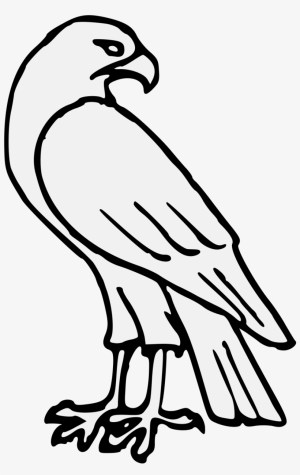 falcon hawk easy drawing clipart clip pdf wings clipartmag pinclipart pngkey millennium library