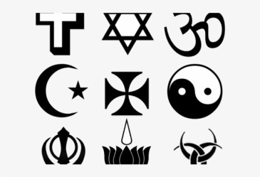 Banner Free Stock Free Church Clipart Black And White Religious Symbols Free Transparent PNG Download PNGkey