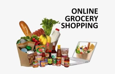 Grocery Png Background Image Online Shopping Groceries Free Transparent PNG Download PNGkey
