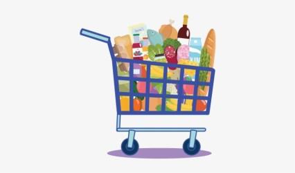 Capitol Supermarket Logo Shopping Cart Free Transparent PNG Download PNGkey